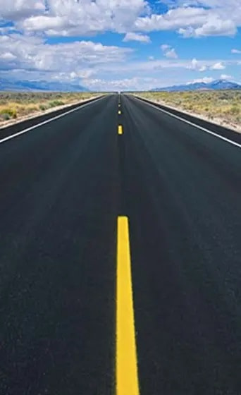 CARPETED ROADS