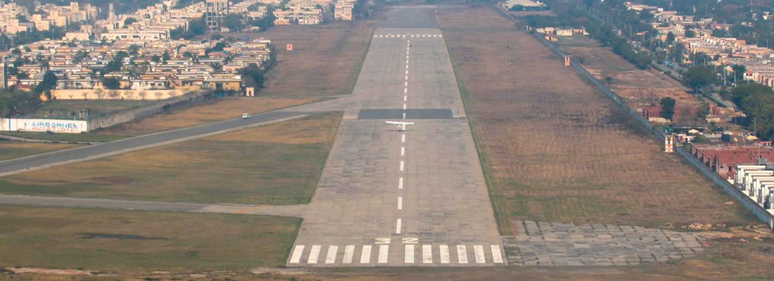 A NEW HI-END BUSINESS DISTRICT WILL BE ESTABLISHED ON WALTON AIRPORT LAND