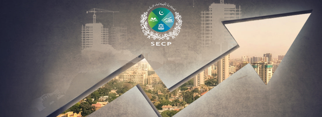 THE BLOSSOM OF SPRING BRINGS A GROWING PAKISTAN: SECP