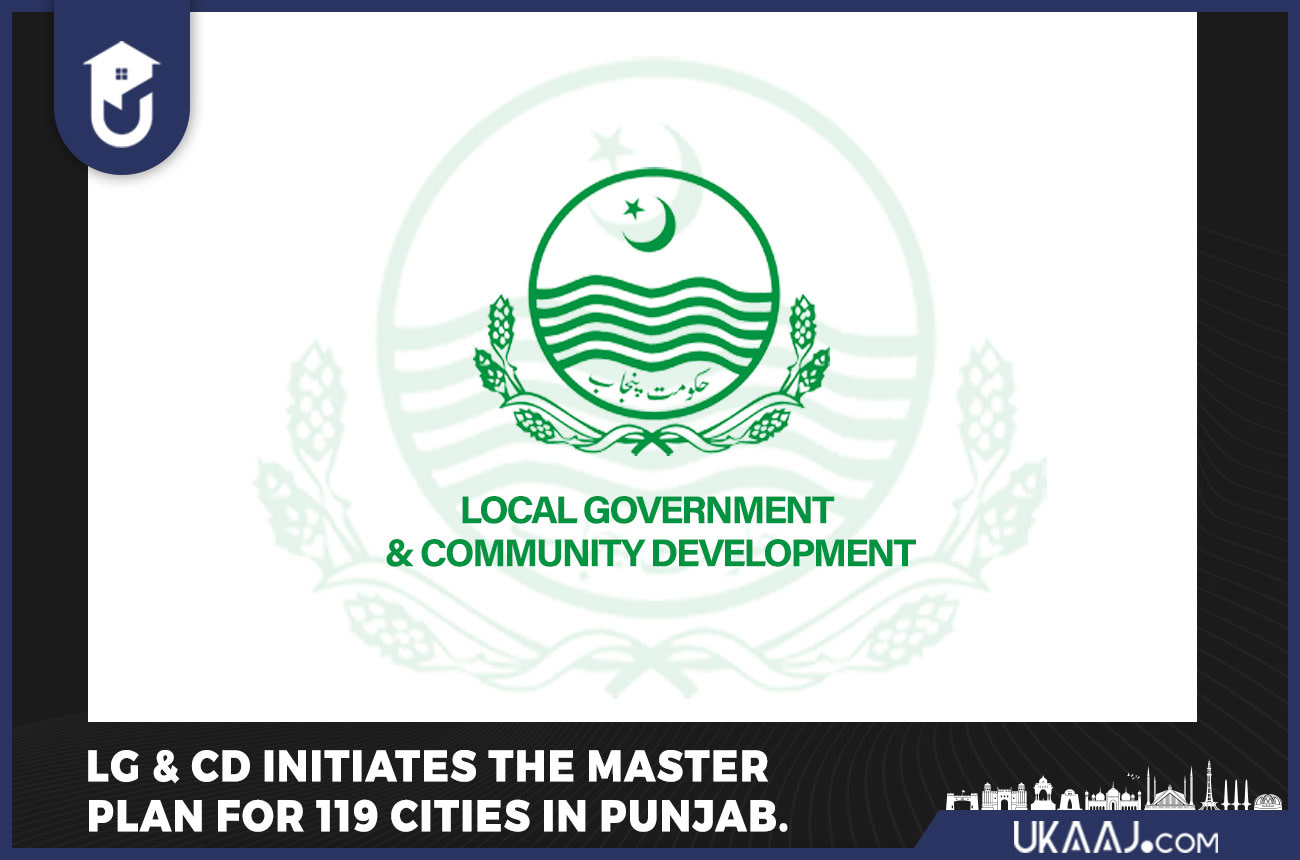 LG & CD INITIATES THE MASTER PLAN FOR 119 CITIES IN PUNJAB