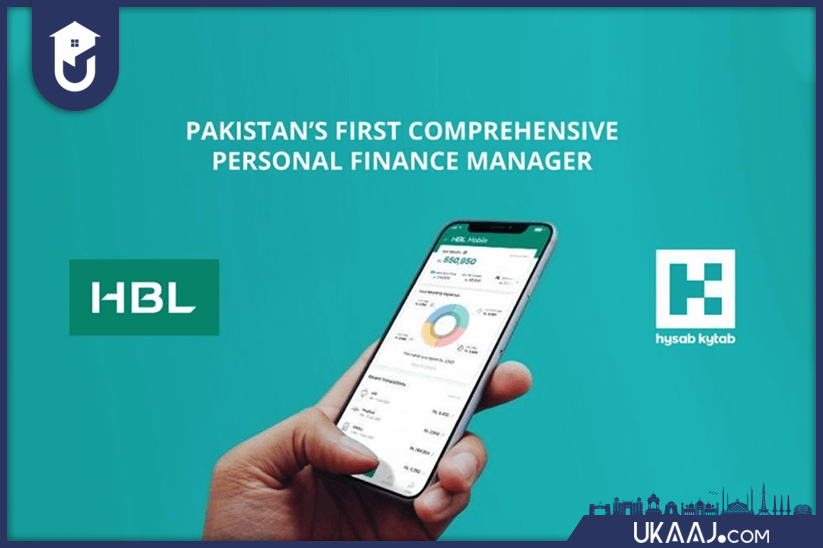 Pakistan's First Comprehensive Personal Finance Management Tool. Powered by Hysab Kytab/ HBL