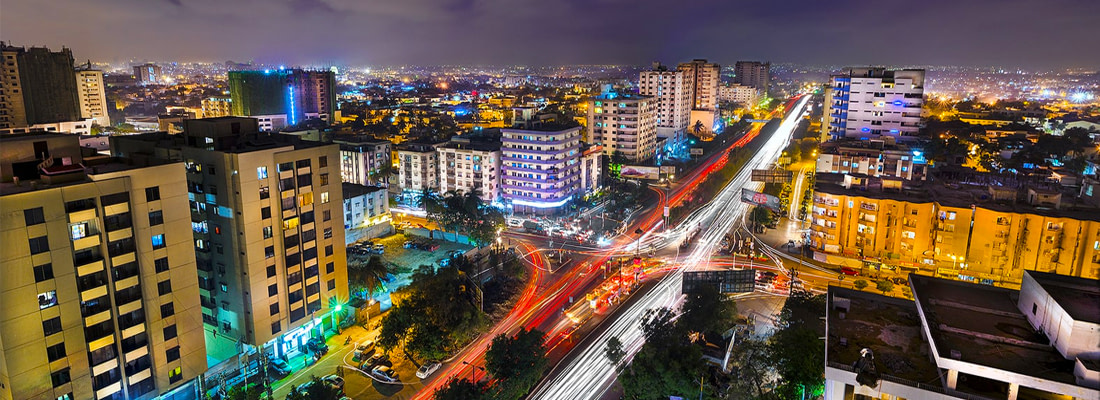 LAND IN THE CITY OF LIGHTS KARACHI IS NOW BEYOND AFFORDABILITY