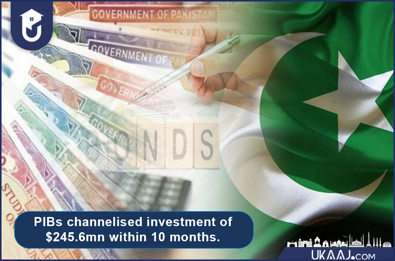 PIBs channelised investment of $245.6mn within 10 months