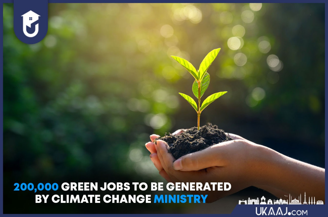 200,000 Green Jobs to be generated by Climate Change Ministry