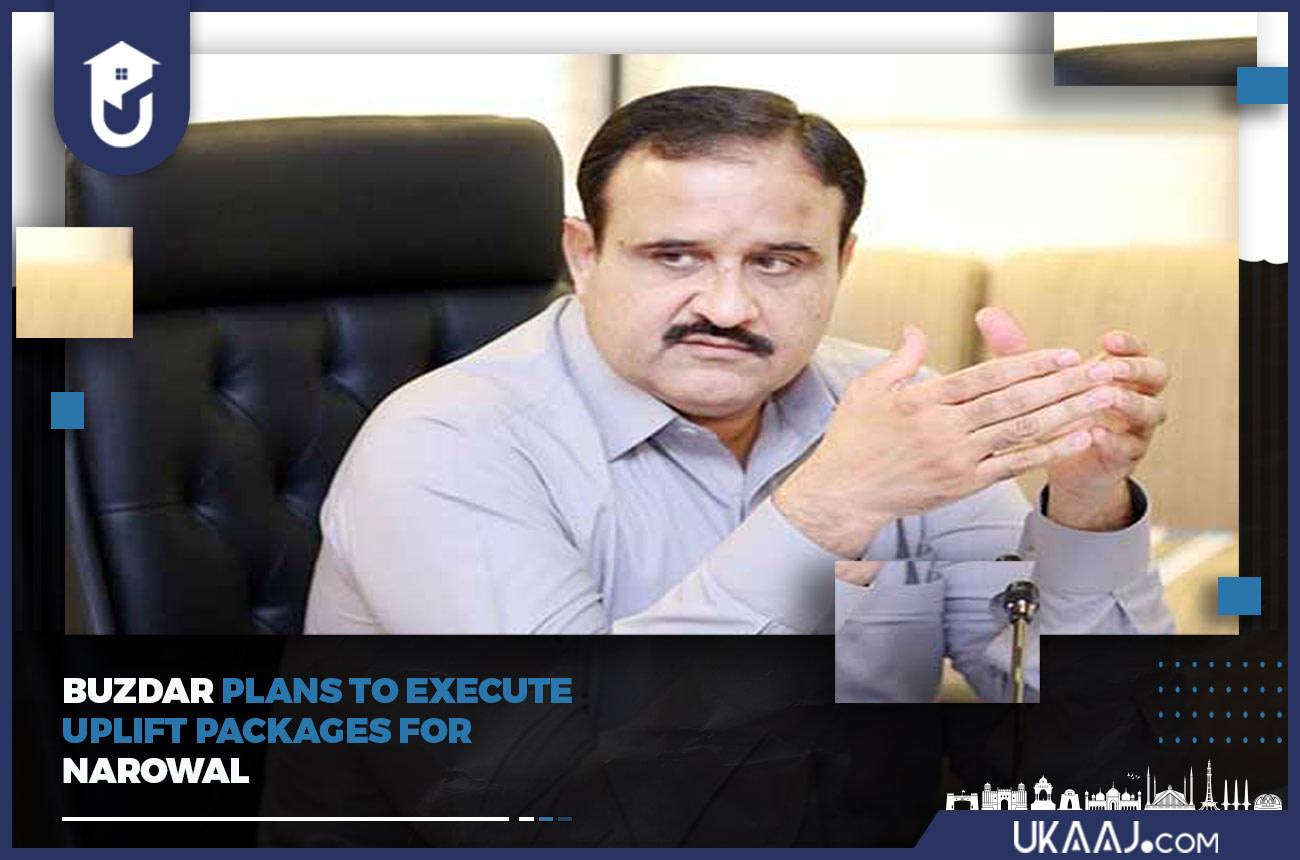BUZDAR PLANS TO EXECUTE UPLIFT PACKAGES FOR NAROWAL
