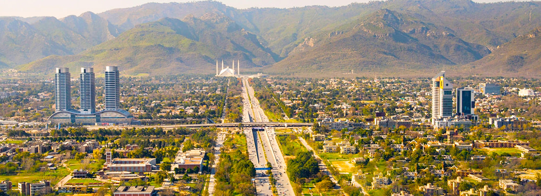 NOW THE CAPITAL OF PAKISTAN WILL EMBRACE TOURISM GRACIOUSLY